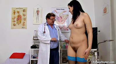 Doctor sex, Stockings sex