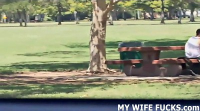 Wife watching, Wife watches