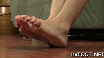 Pantyhose foot, Girl feet