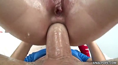 Anal sex, Hairy anal