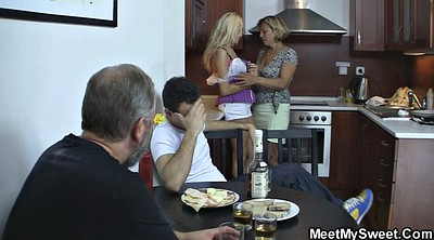 Mom threesome, Mom seduce, Seduced mom, Seducing mom, Seduce mom, Mom seduced
