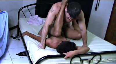 Young, Gay daddy, Old asian, Asian old, Asian boy