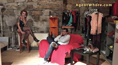 Agent, Milfs, Young man