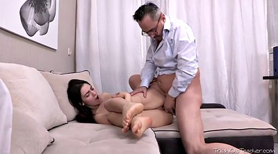 Big cock, Teacher fucked by student