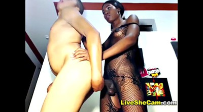 Cream, Ebony creampie, Creamed