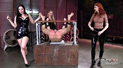 Latex bondage, Latex bdsm, Beat, Latex slave, Bondage bdsm, Beating
