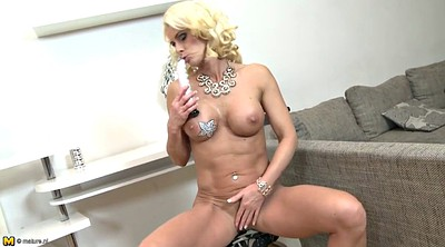 Mature lady, Mom sex