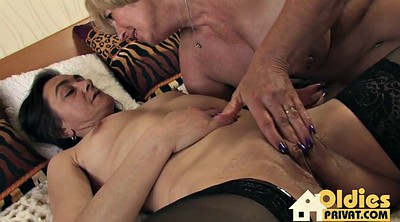 Lesbo, Story, German mature