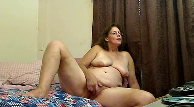 Mature granny, Hairy granny mature