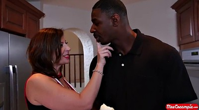 Sara jay, Interracial mature