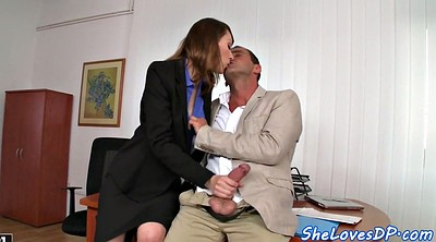 Bj, Office threesome, After
