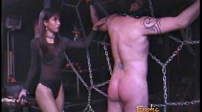Spanking, Tied, Whip, Tie up, Femdom whipping