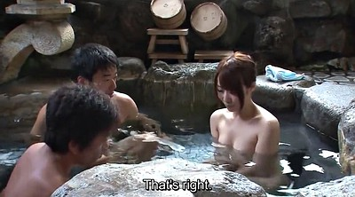 Bath, Uncensored, Subtitles, Japanese uncensored, Subtitle, Subtitled