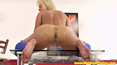 Stockings solo, Masturbation stocking