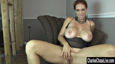 Big pussy, Cock, Please, Charlee chase