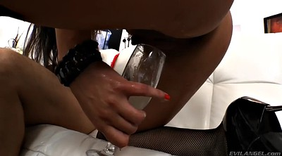 Secret, Anal orgasm, Mistress t, Drink, Secreter, Sitting