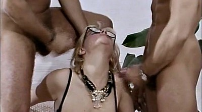 Hairy anal, Anal double
