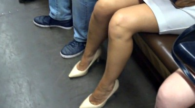 Train, Upskirts