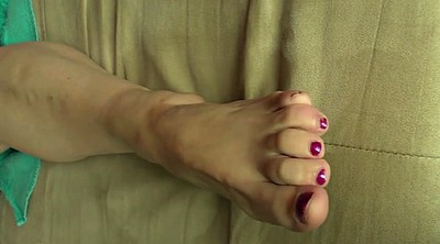 Sole, High arched feet