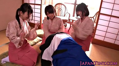 Queen, Foursome, Japanese face sitting