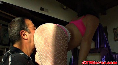 Ass licking
