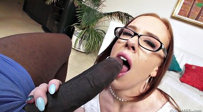 Ebony, Monster cock