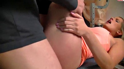 Gym, Blonde, Gym anal