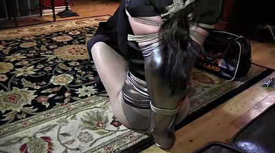 Tied, Slave girl, Blouse