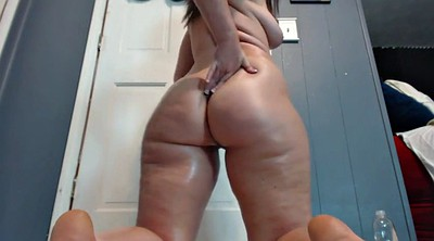 Shaking, Bbw webcam, Ass shake