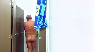 Dad, Shower voyeur, Dad gay