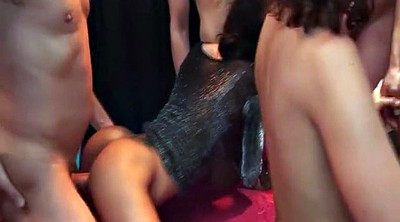 Anal, Anal orgy, Swinger party, Sex party, German anal