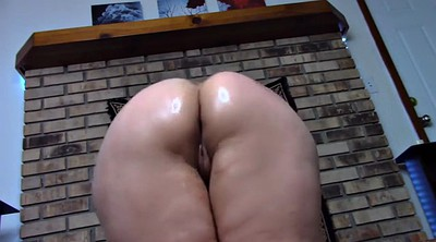 Oil, Dirty talk, Talking, Talk, Oil ass, Milf big ass