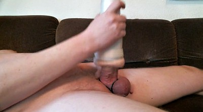 Amateur, Gay sex, Fleshlight