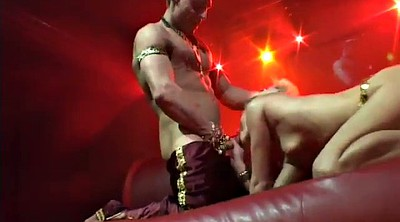 Stage, Young couple, Couple threesome, Couple sex, Young couple sex, Sex on stage