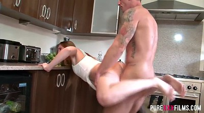 Jay, Ginger, Hairy redhead, Redhead hairy, Hairy kitchen