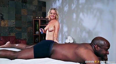 Ryan, Body, Oil massage, Jessica, Blonde massage