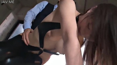 Japanese blowjob, Japanese black
