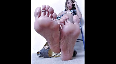 Feet, Mature foot, Grannies, Mature feet