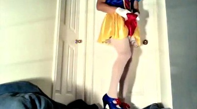 Crossdress, Snow white