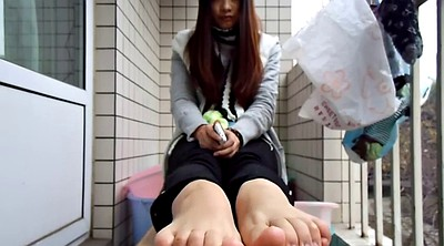 Chinese foot, Chinese teen, Sole, Chinese feet, Asian foot, Feet asian