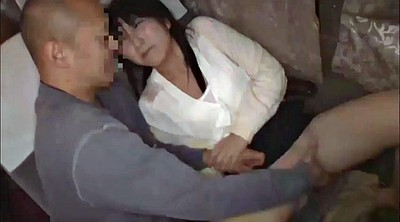 Bus, Deep throat, Japanese bus, Japanese creampie, Molested, Japanese public