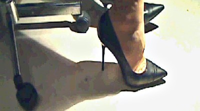 Shoes, Shoe, Office foot, Sexy foot, Office feet