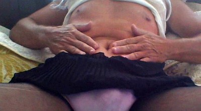 Masturbating, Panties masturbation