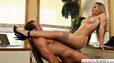 Nicole aniston, Milf boss, Nicole aniston creampie, Aniston, Missionary creampie, Office boss