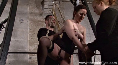 Double penetration, Bound