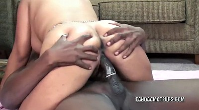 Amateur wife, Interracial wife