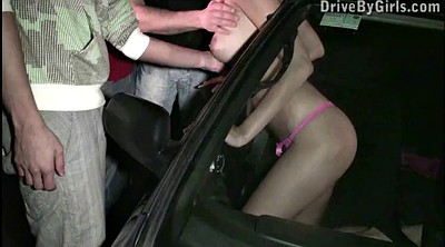 Kitty jane, Public gangbang