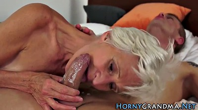 Hardcore, Mature whore, Granny handjob