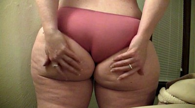 Bbw ass, Spanked, Mature bbw, Ass spanked