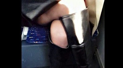 Boots, Boot, Pantyhose girl, Ebony boots, Boots fetish